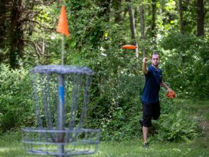 James St. Jude Disc Golf