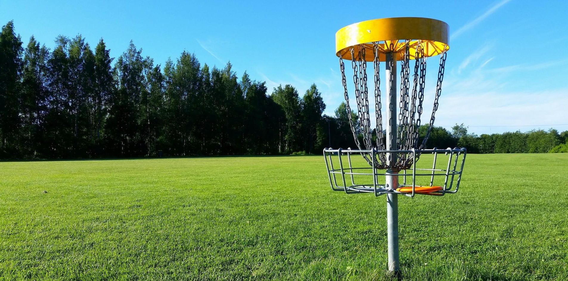 St Jude Disc Golf