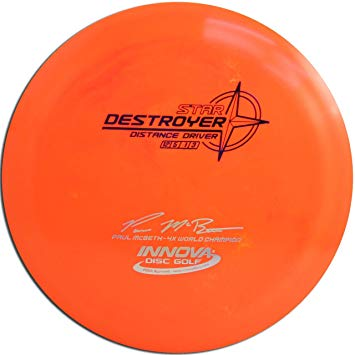 Innova Destroyer Disc Review