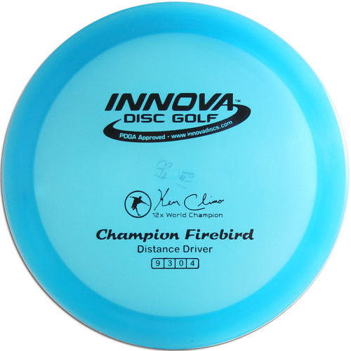 Innova Firebird disc review