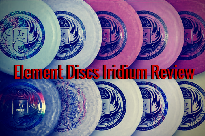 Element Discs Iridium Putter Review