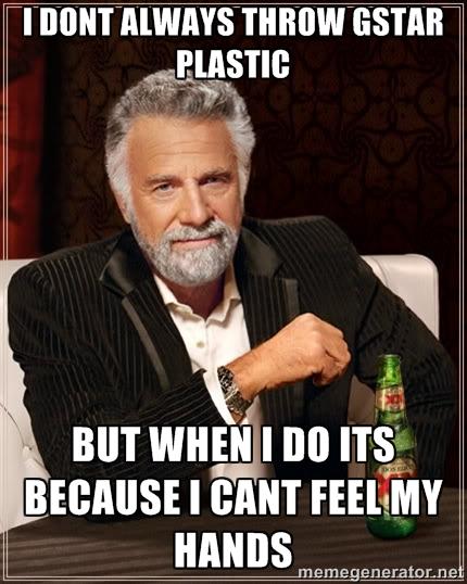 G-Star Plastic
