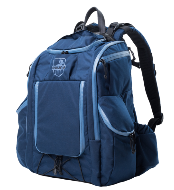 Octothorpe disc bag