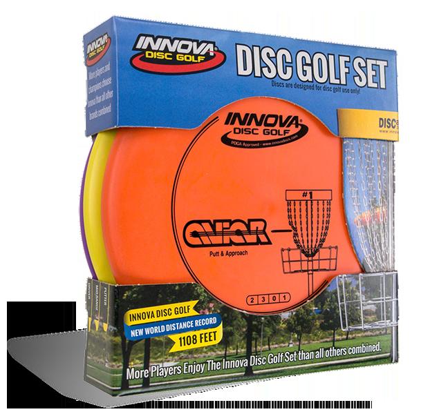 Best Disc Golf Starter Kit