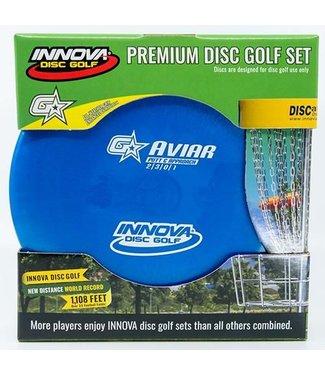 Innova disc golf starter discs