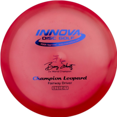 innova leopard champion plastic review