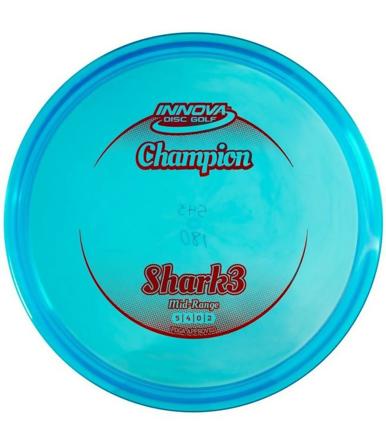 innova shark champion plastic